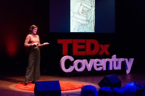 TEDx Coventry DC (Livy Dukes)